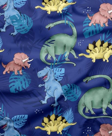 Tkanina bawełniana Dino II
