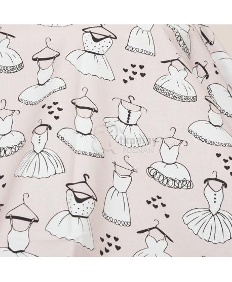 Tkanina bawełniana Sukienki