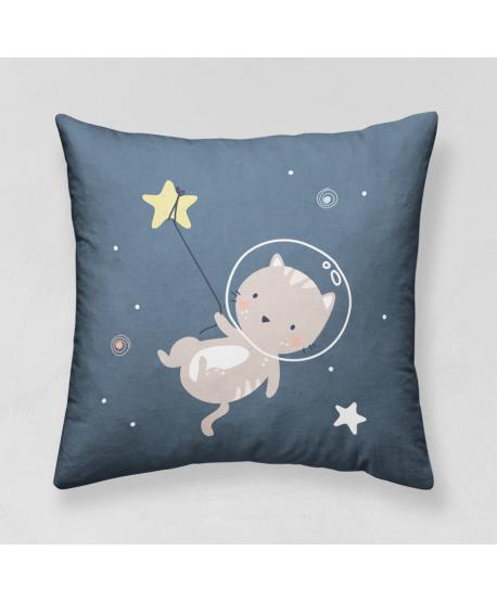 Panel poduszkowy Kot Astronauta I