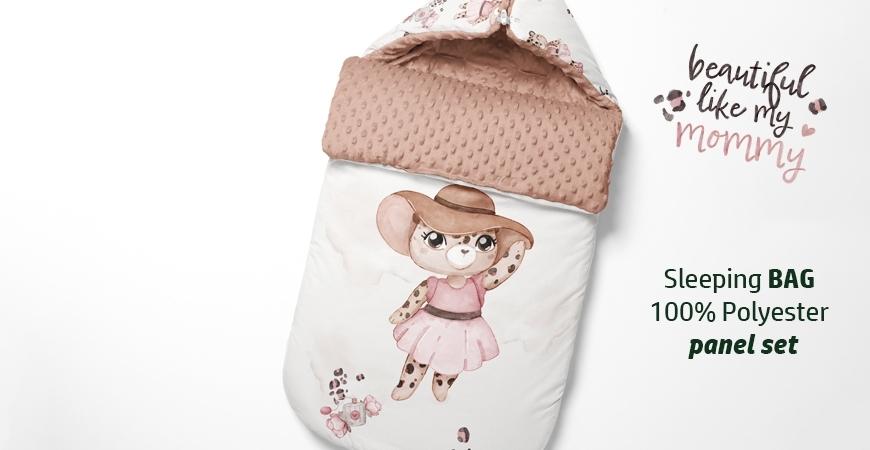 Panele na śpiworki | Tkaniny dziecięce | Tkaniny Poznań